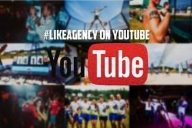 #likeagency теперь на YouTube