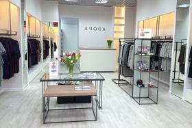 Новый магазин «Ачоса» в ТЦ «Момо»