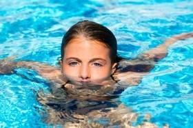 Контактные линзы и водные виды спорта.