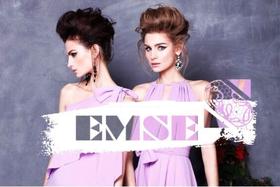 Скидки до 70% в салоне вечерних платьев «EMSE»