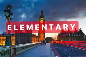 Открыт набор по английскому языку уровня Elementary