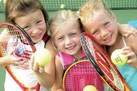 Спортивно-оздоровительный лагерь по теннису