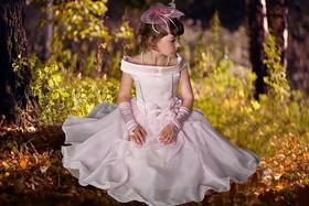 Распродажа вечерних платьев для девочек
