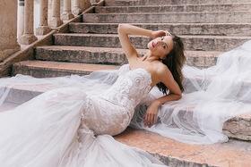 Luxury collection 2017 в свадебном доме Kuraje