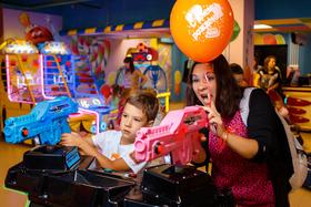 Новый современный развлекательный центр для детей «Карамелька» в ТРЦ Galileo
