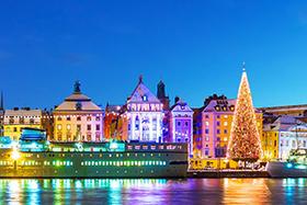 Рождественские и новогодние праздники уже совсем скоро!