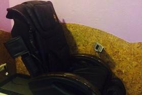Новое массажное кресло!