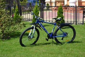 На велосипедах по Миру