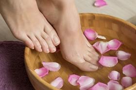 Расслабляющий ритуал для ног