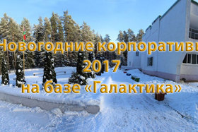 Новогодние корпоративы 2017