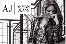 Ликвидация бутика «Armani Jeans»!