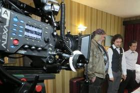 Съемки фильма в гостинично-развлекательном комплексе М-Отель!