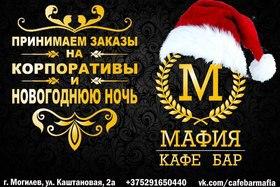 Встречай Новый год в Мафии проведи зиму в Чехии