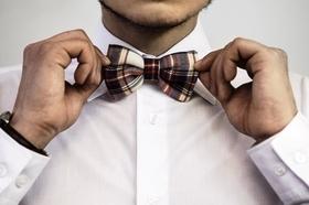 Как гарантированно получить комплимент от любой девушки? Надеть галстук-бабочку!