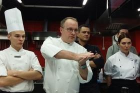 «Ренессанс Минск отель» принял участие в международном кулинарном проекте Cooksmart.