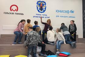 Streamline принял участие в создании инклюзивного языкового клуба!