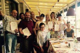 Завершилось обучение первого набора винной школы в Минске