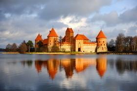 Путешествие в Вильнюс с посещением Тракая и водного центра «Druskininkai Aquapark» в Друскининкае