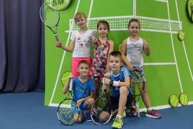 3-4 ИЮНЯ детский турнир по теннису