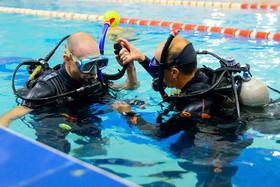 Пробное погружение, или интродайв по программе PADI Discover Scuba Diving