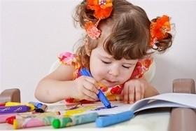 Предлагаем занятия в кружке «Радуга» для детей 3-4 лет