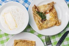 Завтраки в «Doner Kebab»