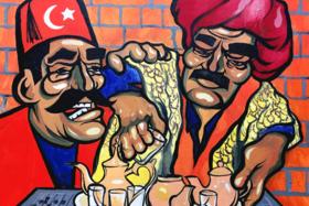 Традиционные тематические недели — Турция