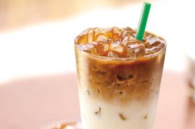Попробуйте наш новый кофе Айс Латте!