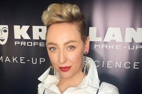 В команду KRYOLAN Professional Make-up присоединилась Марина Голачева
