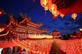 """Китайский Новый год в гостинице """"Пекин"""""""