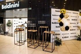 Открытие салона обуви Baldinini