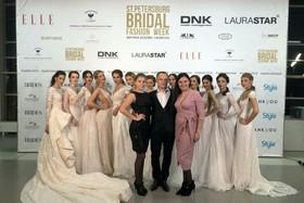 Участие в St. Petersburg Bridal Fashion Week-2018