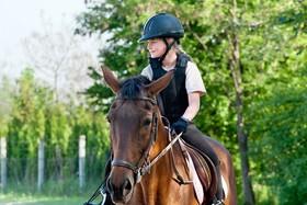 Стать настоящим конным спортсменом.