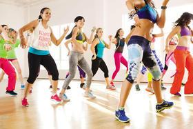 У нас появилась новая услуга – Танцевальный фитнес