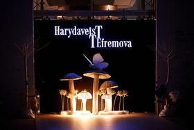 Участие в BFWeek 2016. Harydavets & Efremova