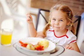 Детское меню в «Bella Rosa»
