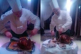 Фирменное блюдо ресторана «Ирина»