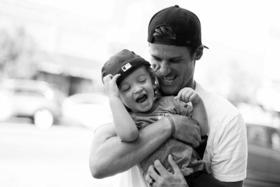Стрижка отец + сын в Niki Sova: создаём семейные традиции