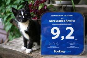 Награда Booking.com по итогам 2014 года!