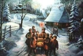 Накануне Рождества  и в школьные каникулы усадьба «Марцінова Гусь» предлагает отпраздновать «Дзіцячыя Каляды»
