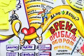 СКРАЙБИНГ НА МЕРОПРИЯТИЯХ - НОВОЕ ВЕЯНИЕ ОТ DOUBLEYOU EVENT GROUP!