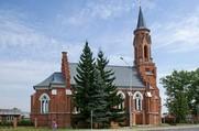 Костел Пресвятой Троицы -