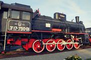 Музей железнодорожной техники -