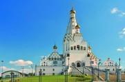 Всехсвятская церковь - Храм-памятник