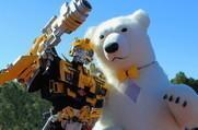 Medvedoff & Robotoff шоу - Шоу медведи аниматоры, роботы трансформеры, черепашки ниндзя на праздник
