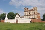 Мужской монастырь Юровичский -