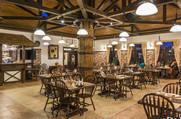 Шале - Ресторан