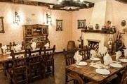 Изба в Задворцах - Кафе-бар