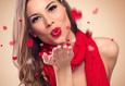 Акции к 14 февраля на услуги салона красоты 1