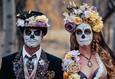 Акция «Макияж или прическа на Хэллоуин по специальным ценам» 1